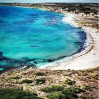 Spiaggia di Tharros (dexandrea su Instagram)