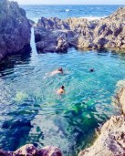 Piscina naturale di Nasca, isola di San Pietro (foto carloforte_foto su Instagram)