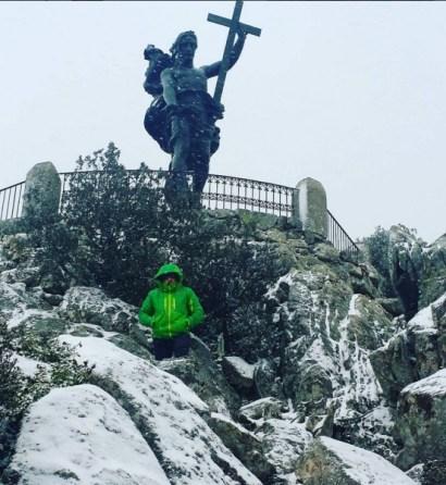 Monte Ortobene a Nuoro - foto Instagram @_rudypower