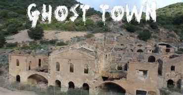 Seddas Moddizzis: il villaggio fantasma (foto di Lorenzo Sedda)