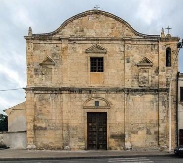 Chiesa di San Paolo al Cimitero - Sassari (foto www.sardegnadies.it)