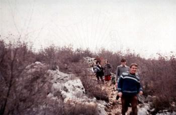 Medjugorje: discesa dal Podbrdo – Foto di Sardegna Terra di Pace – Tutti i diritti riservati