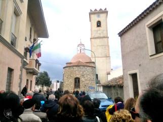 Galtellì: parrocchia del Santissimo Crocifisso - Foto di Sardegna Terra di Pace - Tutti i diritti riservati