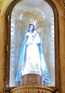 Gonare: statua Madonna delle Grazie (2) - Foto di Sardegna Terra di Pace - Tutti i diritti riservati