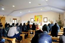Medjugorje: Santa Messa presso il Villaggio della Madre – Foto di Sardegna Terra di Pace – Tutti i diritti riservati