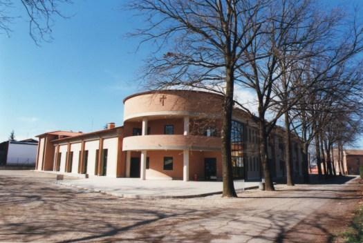 Oratorio Parrocchiale Giovanni Paolo II - Foto di Mariano Mammi - Tutti i diritti riservati