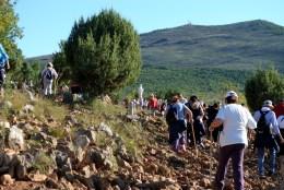 Medjugorje, Esaltazione della Croce 2014: Collina delle Apparizioni – Foto di Sardegna Terra di Pace – Tutti i diritti riservati