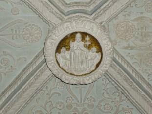 San Lucifero di Cagliari (volta della cappella nel Santuario dei Martiri) - Foto di Giova81 - Tutti i diritti riservati