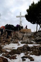 Medjugorje, Capodanno 2015: Križevac (1) – Foto di Sardegna Terra di pace – Tutti i diritti riservati