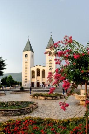 Medjugorje, B.V.M. Assunta 2015: Chiesa di san Giacomo (2) – Foto di Sardegna Terra di pace – Tutti i diritti riservati
