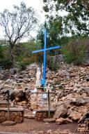 Medjugorje, Esaltazione della Croce 2016: La Croce Blu – Foto di Sardegna Terra di pace – Tutti i diritti riservati