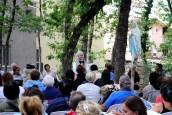 Medjugorje, Esaltazione della Croce 2016: Presso suor Emmanuel (3) – Foto di Sardegna Terra di pace – Tutti i diritti riservati