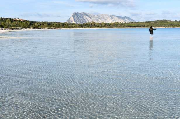 spiaggia di cala brandinchi