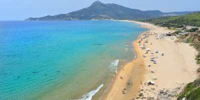 Spiaggia San Nicolò