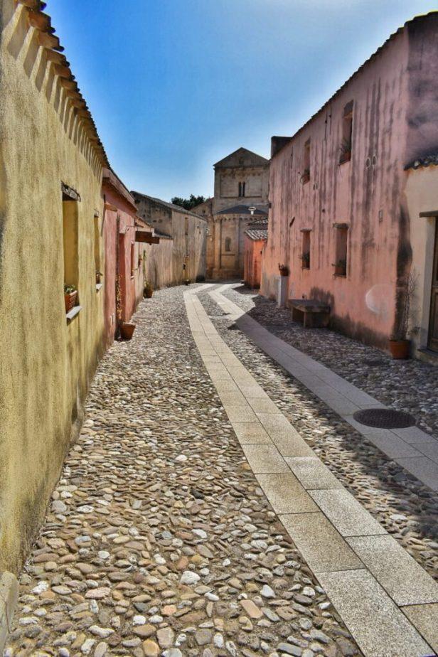 tratalias il borgo antico