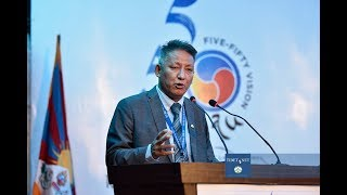 Five-Fifty Forum: Introductory Remarks by Kalon Karma Yeshi, Sept. 14, 2018