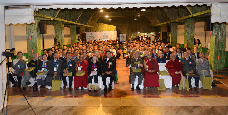 CTA President Opens Four-day Five Fifty Forum: Towards a Resilient Tibetan Community