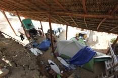 our compound in Popoyo
