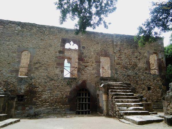 Il castello di Laconi