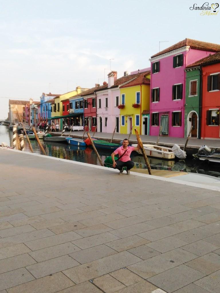 Burano case colorate