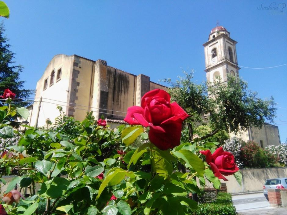 Chiesa di San Pietro - Tuili - Marmilla