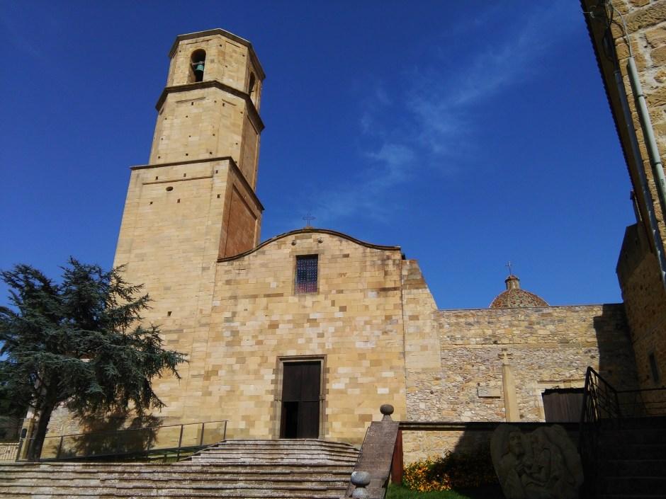 Chiesa parrocchiale - Collinas - Marmilla