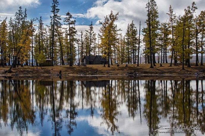 Mongolia - Lago