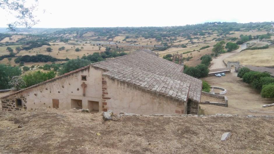 Santuario di San Costantino - Sedilo