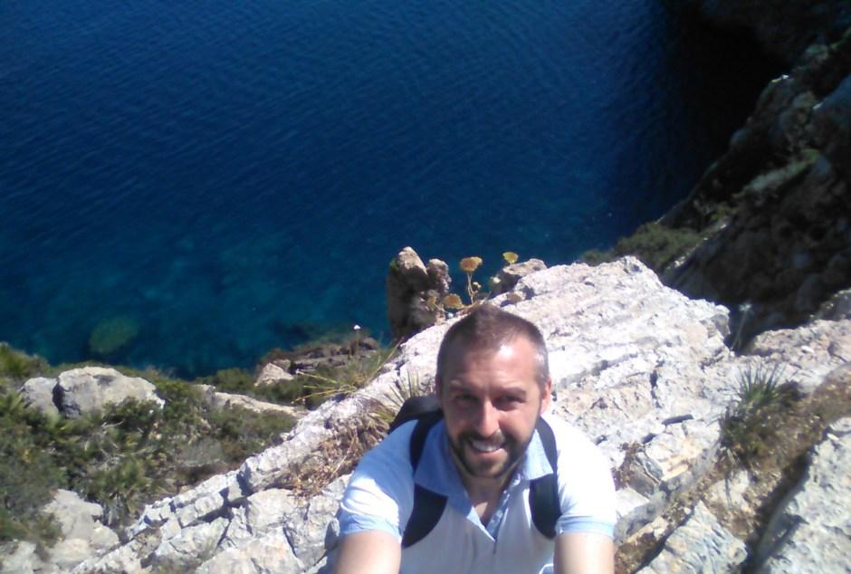 Dalle falesie al mare - Punta Giglio