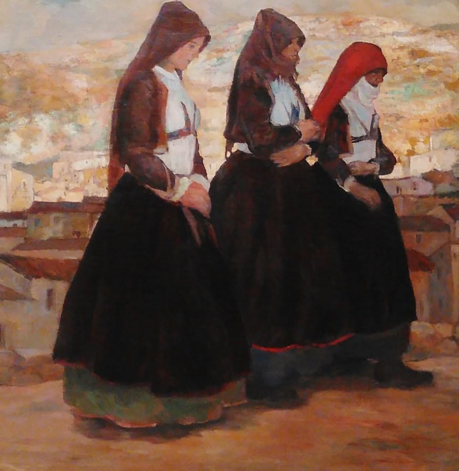 Le tre età - Carmelo Floris (1935)