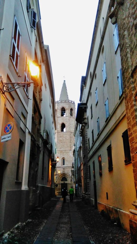 Cattedrale di Alghero dove si esegue il Canto della Sibilla