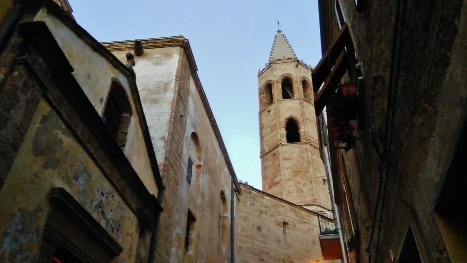 Alghero. Cattedrale di Santa Maria