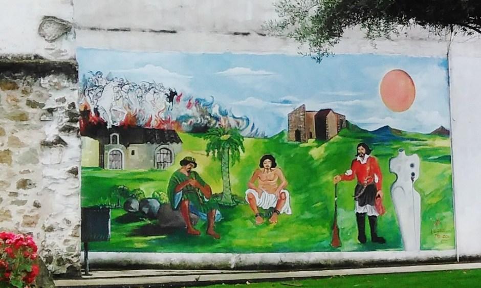 Gonnostramatza - Montegranatico