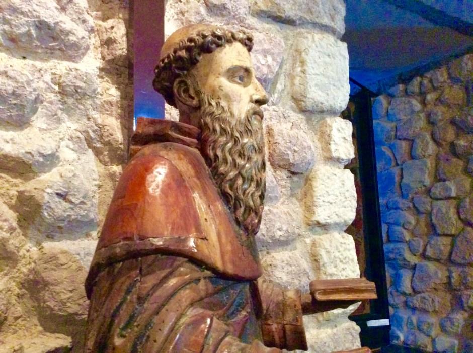 Statua di Sant'Antonio del 1400