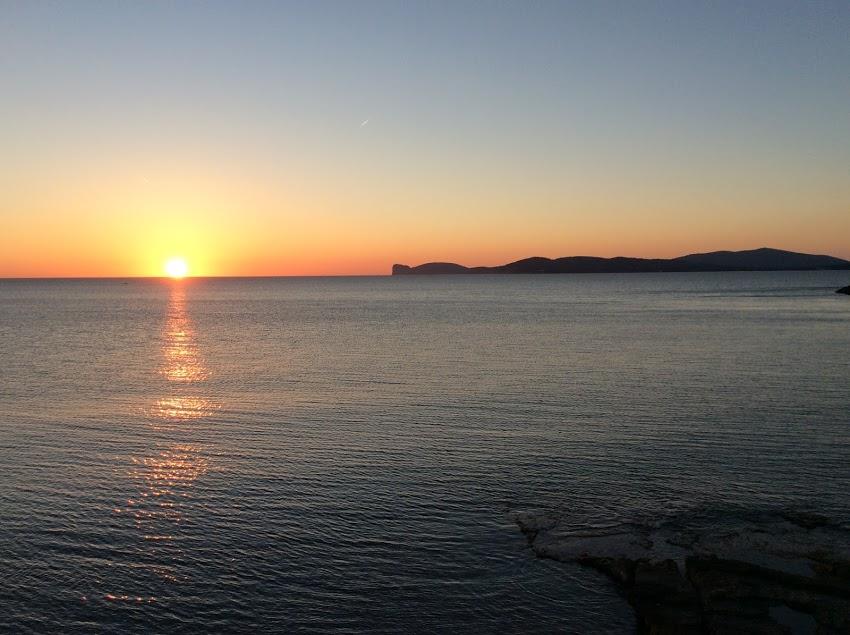 Sardegna-tramonto-mare