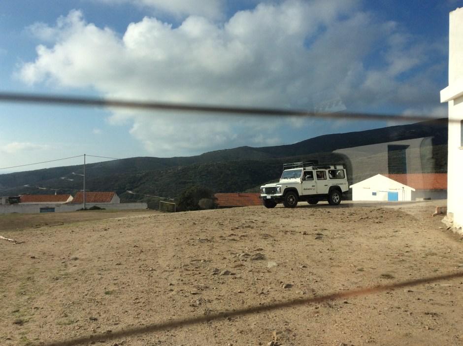 Escursione con Asinara 4x4