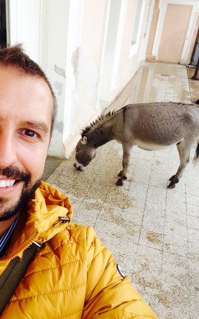 Selfie all'Asinara