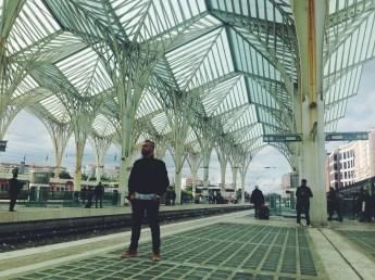 La stazione di Oriente