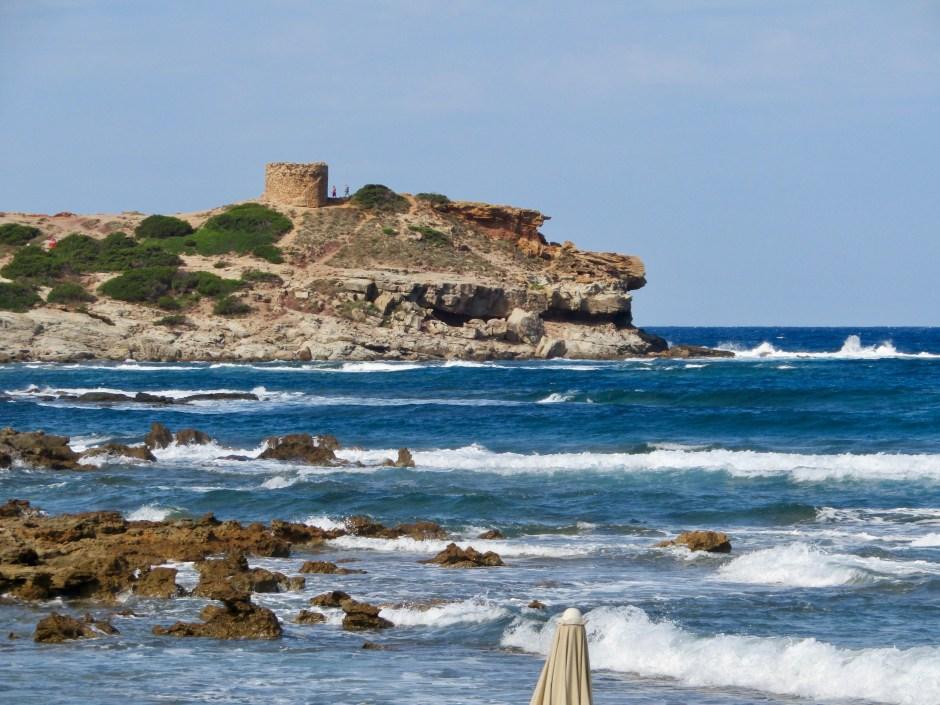 spiaggia nudista sardegna porto ferro