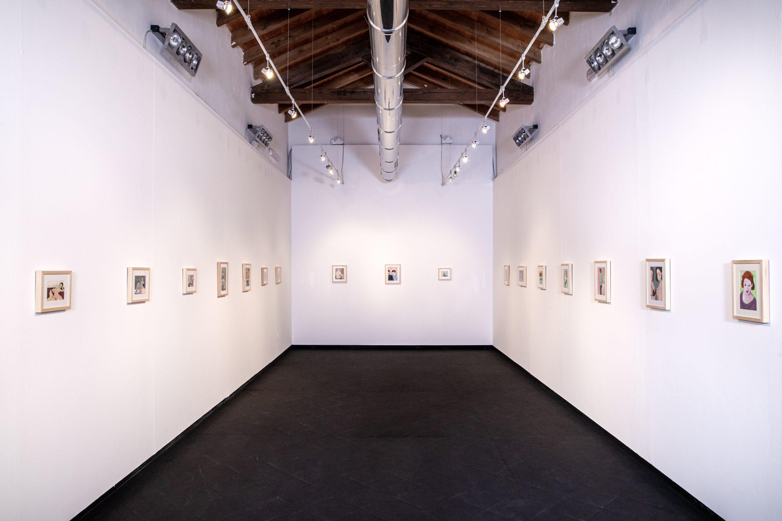 40 Opere di Narcisa Monni alla Stazione dell'Arte riflettono sul lockdown