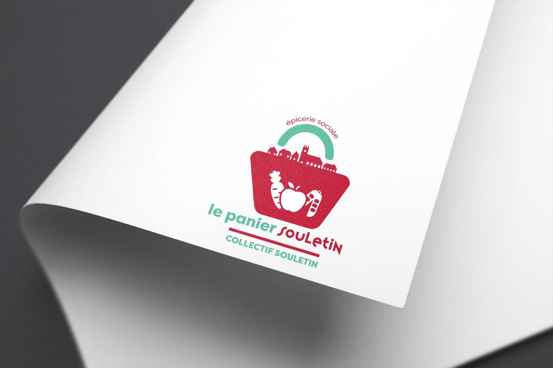 Logo Panier Souletin à Mauléon