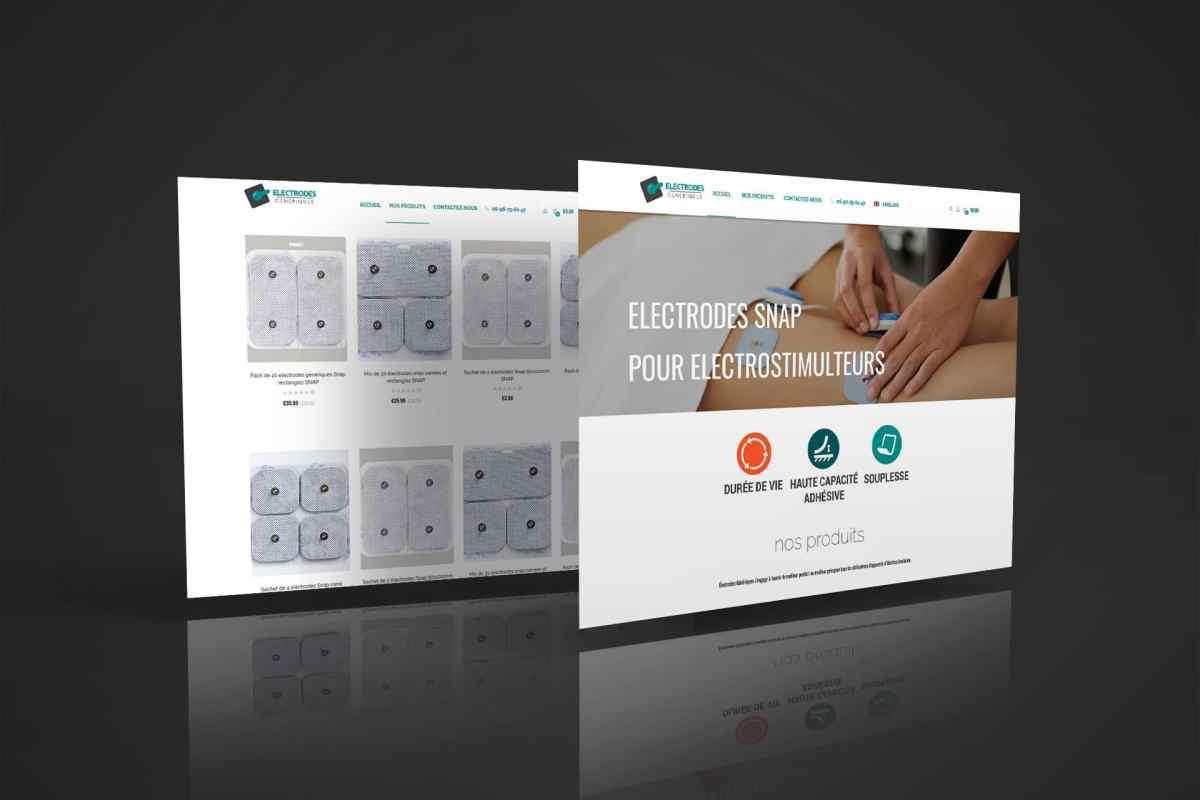 Site web Electrodes Génériques