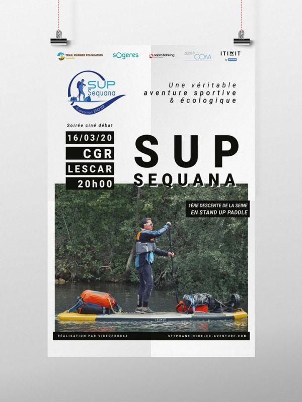 Affiche SupSequana