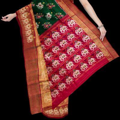 Pochampally / Ikkat