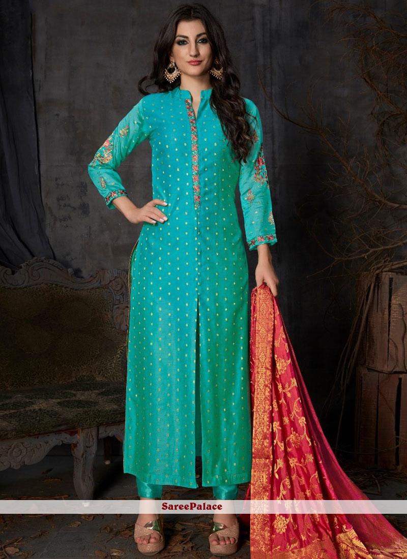 Silk Dress Designs : dress, designs, Embroidered, Designer, Pakistani, Online