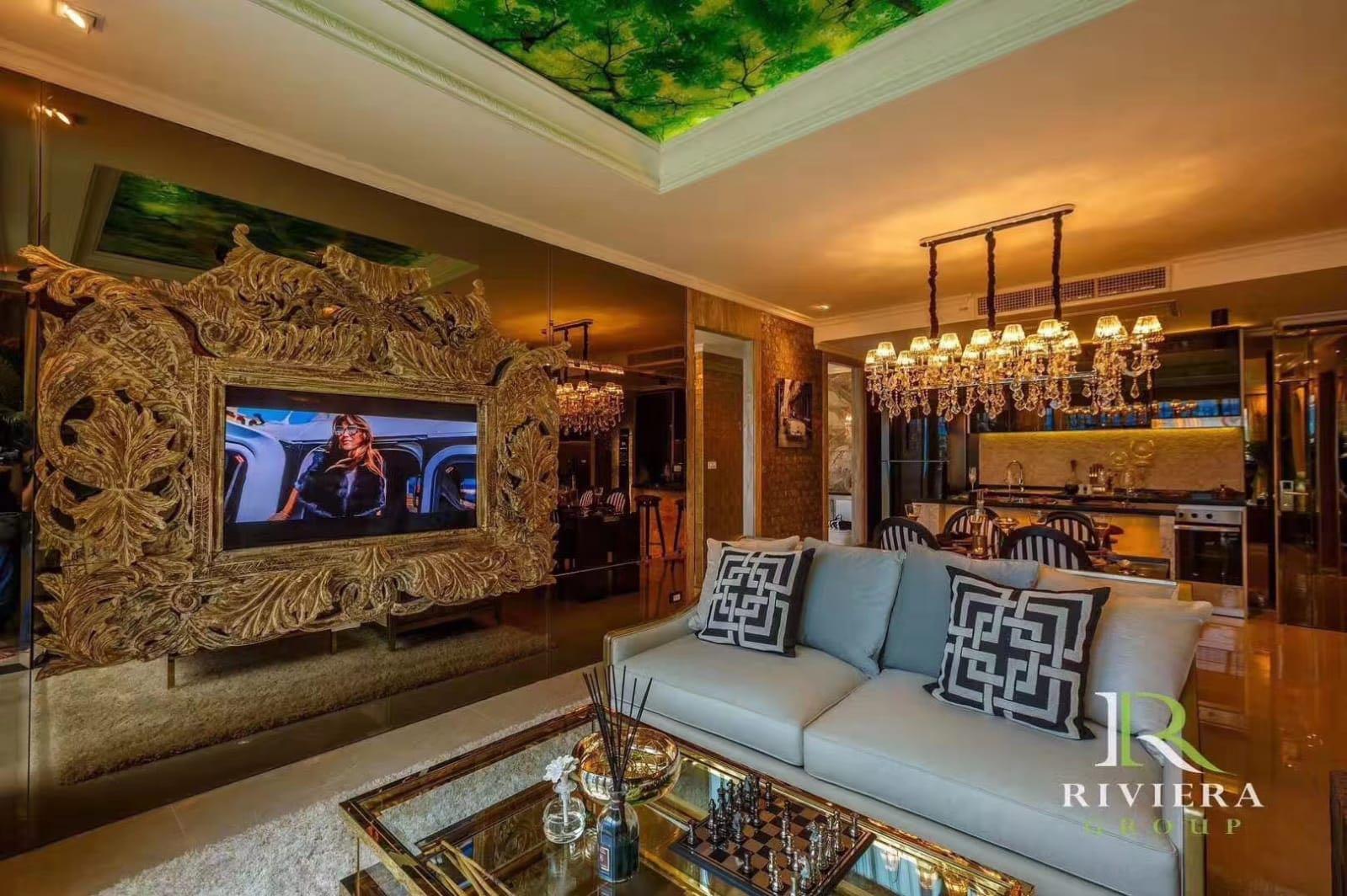 芭堤雅 – 中天海灘區 The Riviera 4期 Ocean Drive – 南亞置業(香港) – 芭堤雅房產投資聯盟