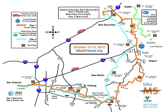 TXH_2013_Valero_-_Route_Map_July_10
