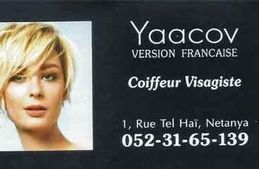 Yaacov Coiffeur