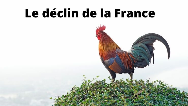 Le déclin de la France