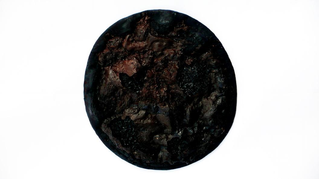 sargi pizzaja fekete